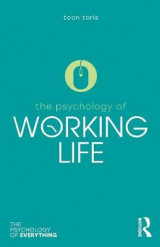 Omslag - The Psychology of Working Life
