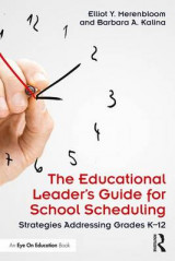 Omslag - The Educational Leader's Guide for School Scheduling