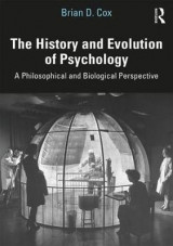 Omslag - The History and Evolution of Psychology