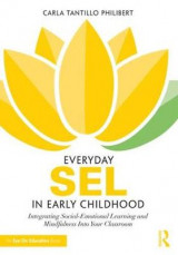 Omslag - Everyday Sel in Early Childhood