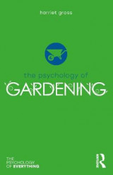 Omslag - The Psychology of Gardening