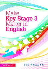 Omslag - Make Key Stage 3 Matter in English