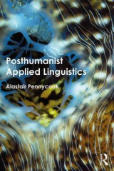 Omslag - Posthumanist Applied Linguistics