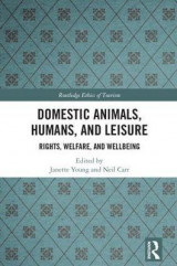 Omslag - Domestic Animals, Humans, and Leisure