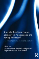 Omslag - Romantic Relationships and Sexuality in Adolescence and Young Adulthood