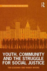 Omslag - Youth, Community and the Struggle for Social Justice