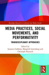 Omslag - Media Practices, Social Movements, and Performativity