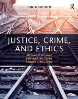 Omslag - Justice, Crime, and Ethics
