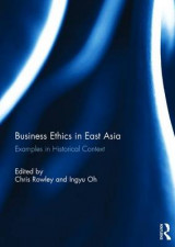 Omslag - Business Ethics in East Asia