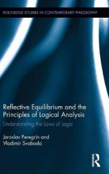 Omslag - Reflective Equilibrium and the Principles of Logical Analysis