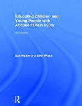 Omslag - Educating Children and Young People with Acquired Brain Injury