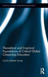 Omslag - Theoretical and Empirical Foundations of Critical Global Citizenship Education: Volume 1