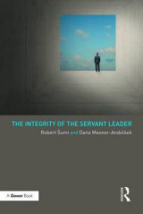 Omslag - The Integrity of the Servant Leader