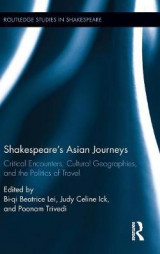 Omslag - Shakespeare's Asian Journeys