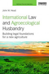Omslag - International Law and Agroecological Husbandry