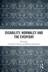 Omslag - Disability, Normalcy, and the Everyday