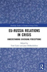 Omslag - EU-Russia Relations in Crisis