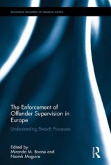Omslag - The Enforcement of Offender Supervision in Europe