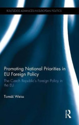 Omslag - Promoting National Priorities in EU Foreign Policy