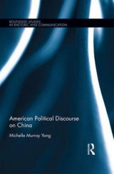 Omslag - American Political Discourse on China