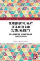 Omslag - Transdisciplinary Research and Sustainability