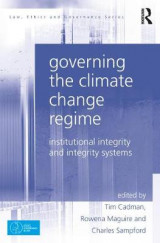Omslag - Governing the Climate Change Regime