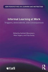 Omslag - Informal Learning at Work