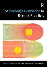 Omslag - The Routledge Companion to Remix Studies
