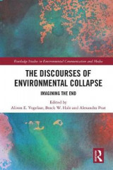 Omslag - The Discourses of Environmental Collapse