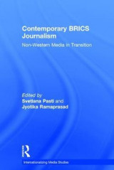 Omslag - Contemporary BRICS Journalism
