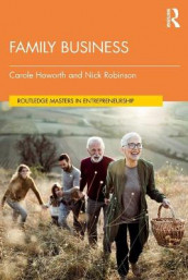 Family Business av Carole Howorth og Nick Robinson (Heftet)