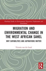 Omslag - Migration and Environmental Change in the West African Sahel