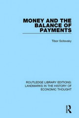 Omslag - Money and the Balance of Payments