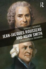 Omslag - Jean-Jacques Rousseau and Adam Smith