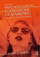 Omslag - Psychological Foundations of Marketing