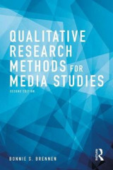 Omslag - Qualitative Research Methods for Media Studies