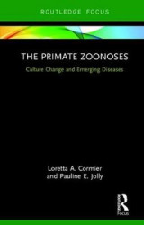 Omslag - The Primate Zoonoses