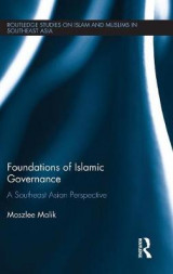 Omslag - Foundations of Islamic Governance