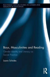 Omslag - Boys, Masculinities and Reading
