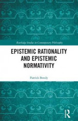 Omslag - Epistemic Rationality and Epistemic Normativity