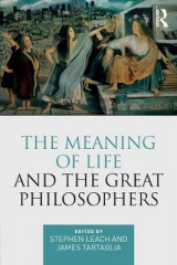 Omslag - The Meaning of Life and the Great Philosophers