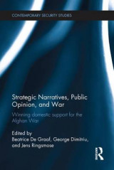 Omslag - Strategic Narratives, Public Opinion and War
