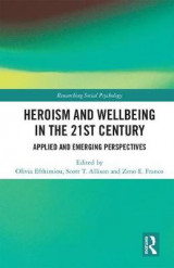 Omslag - Heroism and Wellbeing in the 21st Century
