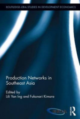 Omslag - Production Networks in Southeast Asia