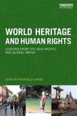 Omslag - World Heritage and Human Rights