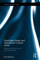 Omslag - Quasi-State Entities and International Criminal Justice