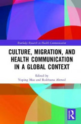 Omslag - Culture, Migration, and Health Communication in a Global Context