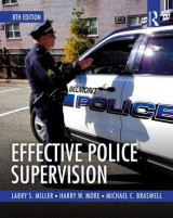 Omslag - Effective Police Supervision