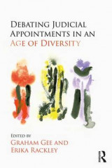 Omslag - Debating Judicial Appointments in an Age of Diversity