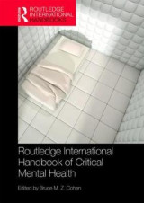 Omslag - Routledge International Handbook of Critical Mental Health